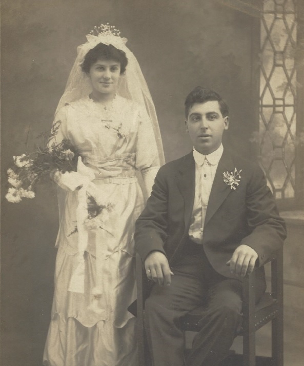 smiling bride has no name