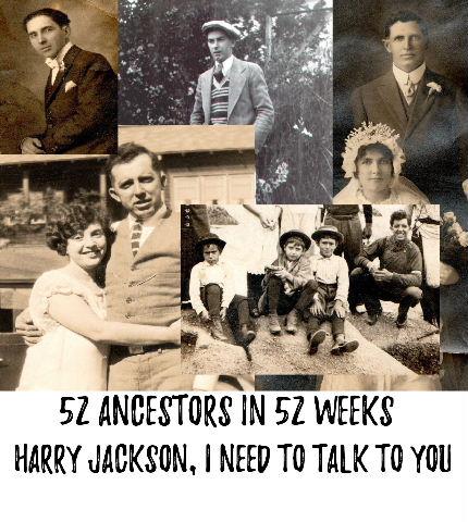 harry jackson dinner interview