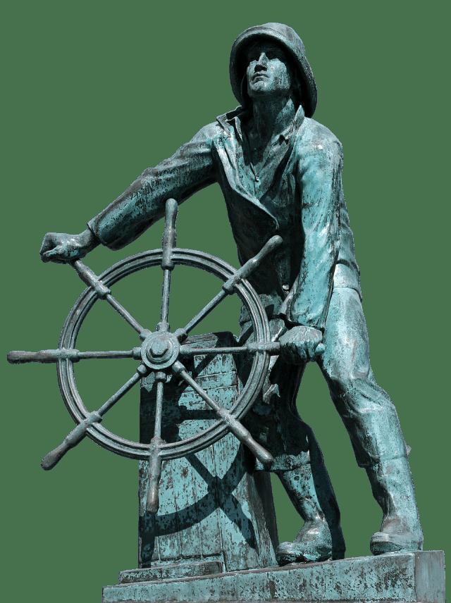 sailor statuer