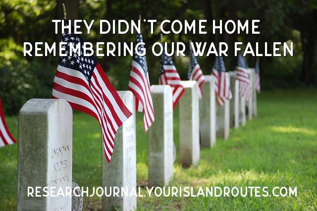 war memorial graves