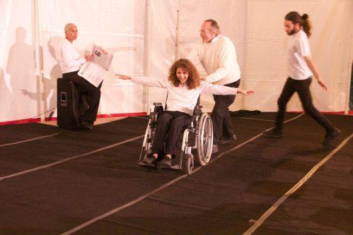 Naje: TF discrimination des handicapés