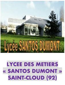 Intervention de la croix rouge au lycée Santos Dumont !