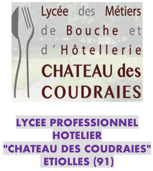 Présentation du lycée Château des Coudraies d'Etiolles