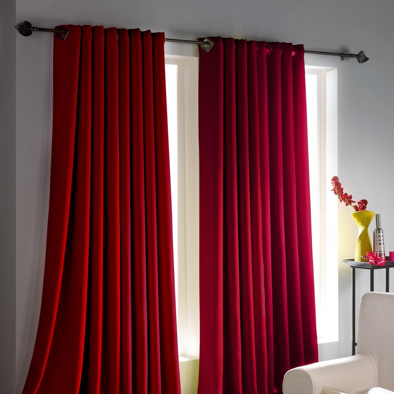 laver les rideaux en velours