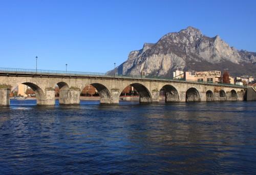 Bildergebnis für ponte visconteo lecco