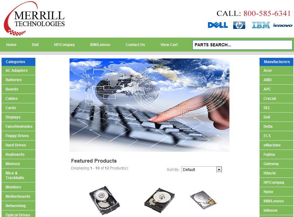 E-Merrilltech.c