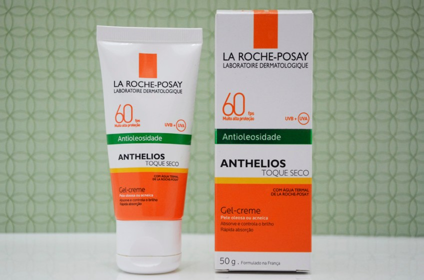 Resenha: Anthelios Toque Seco FPS 60 – La Roche-Posay