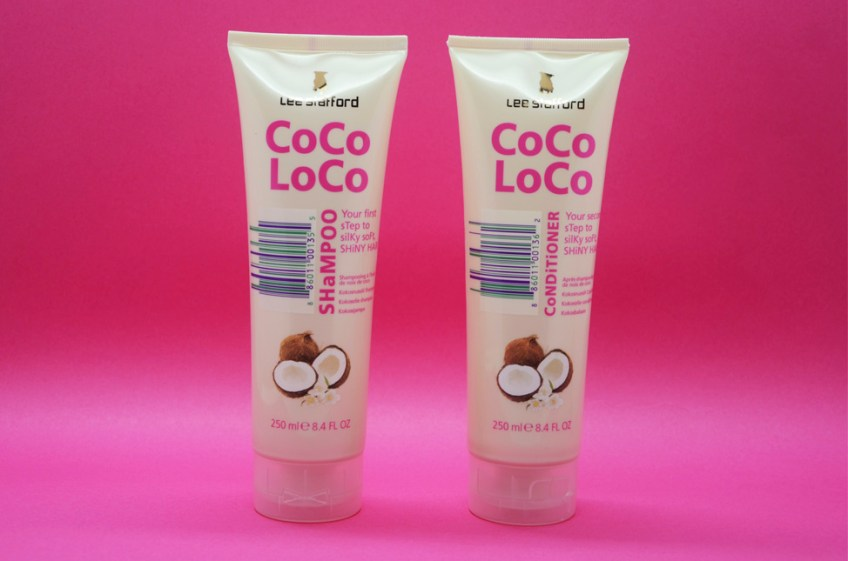Resenha: Shampoo e Condicionador Linha Coco Loco Lee Stafford