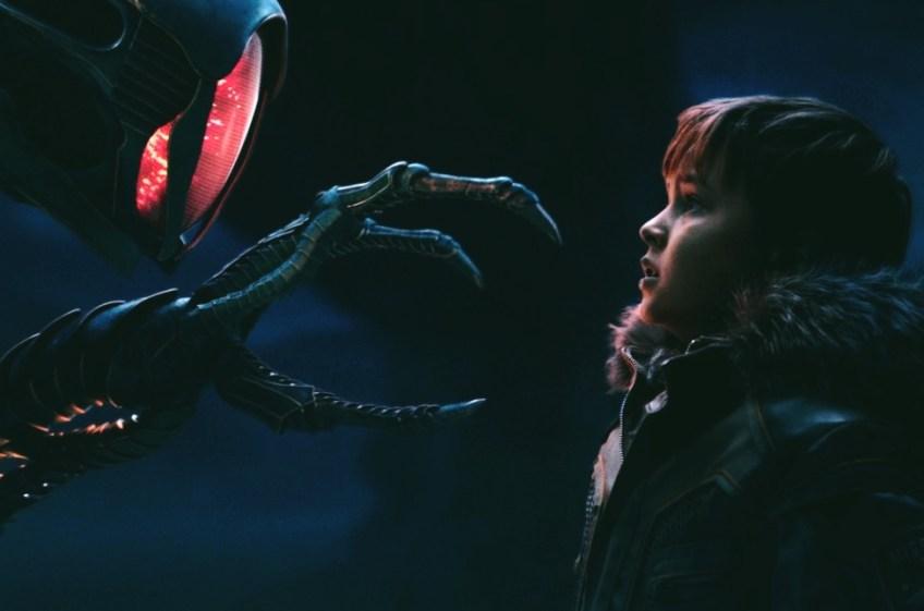 Resenha: Série Perdidos no Espaço da Netflix