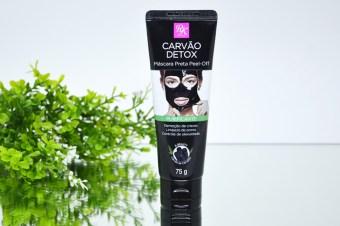 Resenha: Máscara Preta Facial Carvão Detox Peel-Off RK By Kiss