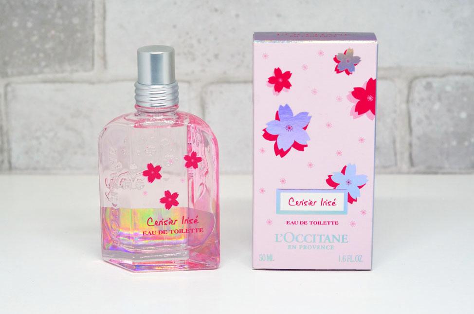 Eau de Toilette Cerisier Irisé