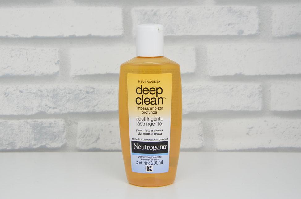Deep Clean Adstringente da Neutrogena