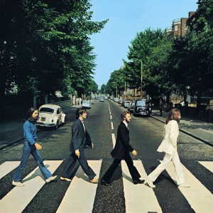 Misteri Cover Album The Beatles