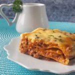 Resep Lasagna Panggang