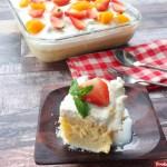 Resep Milk Bath Cake (Tres Leches)
