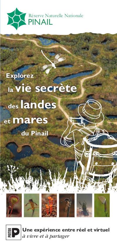 Flyer sentier RNN Pinail - couverture