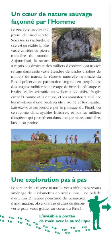 Plaquette sentier RNN Pinail - page1