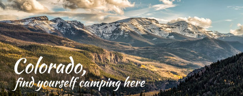 Image result for Colorado camping
