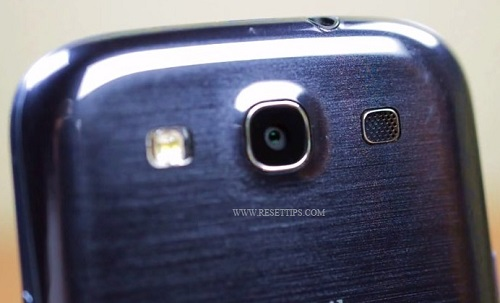 factory reset galaxy s3-speakers