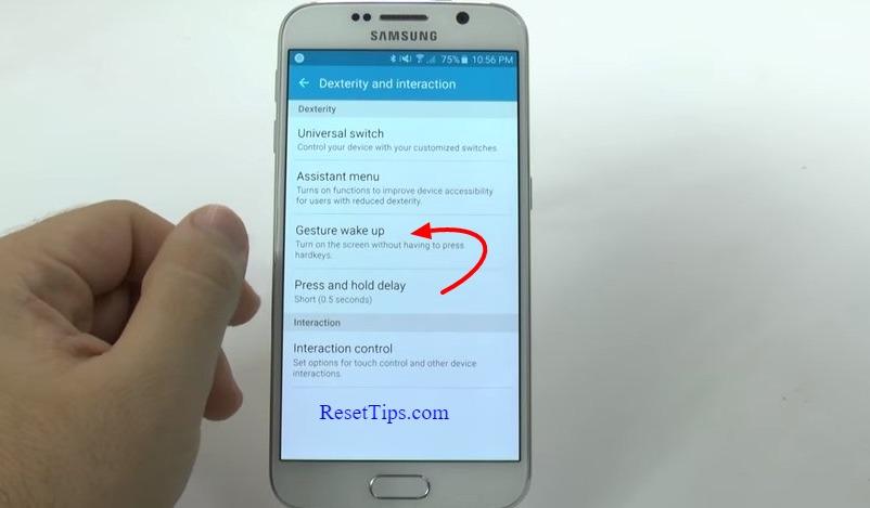 hard reset Galaxy S6 - hidden feature - Tips 8