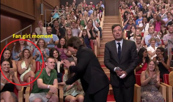 Tom Cruise is a natural at lip syncing. Watch him beat ...