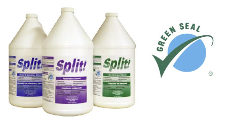 split carpet products