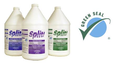 split carpet products