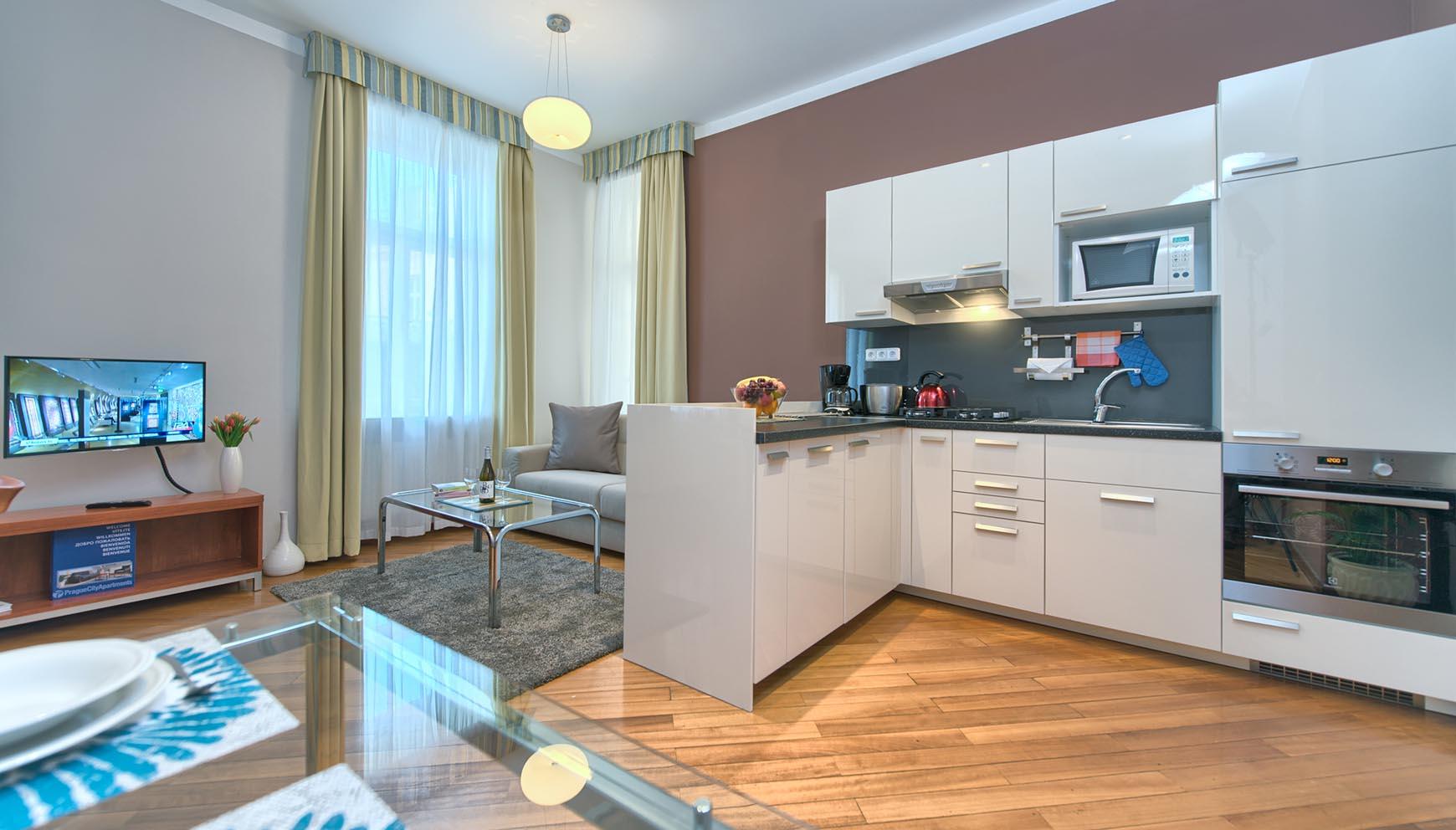 Studio Apartment Type 1 Residence Masna