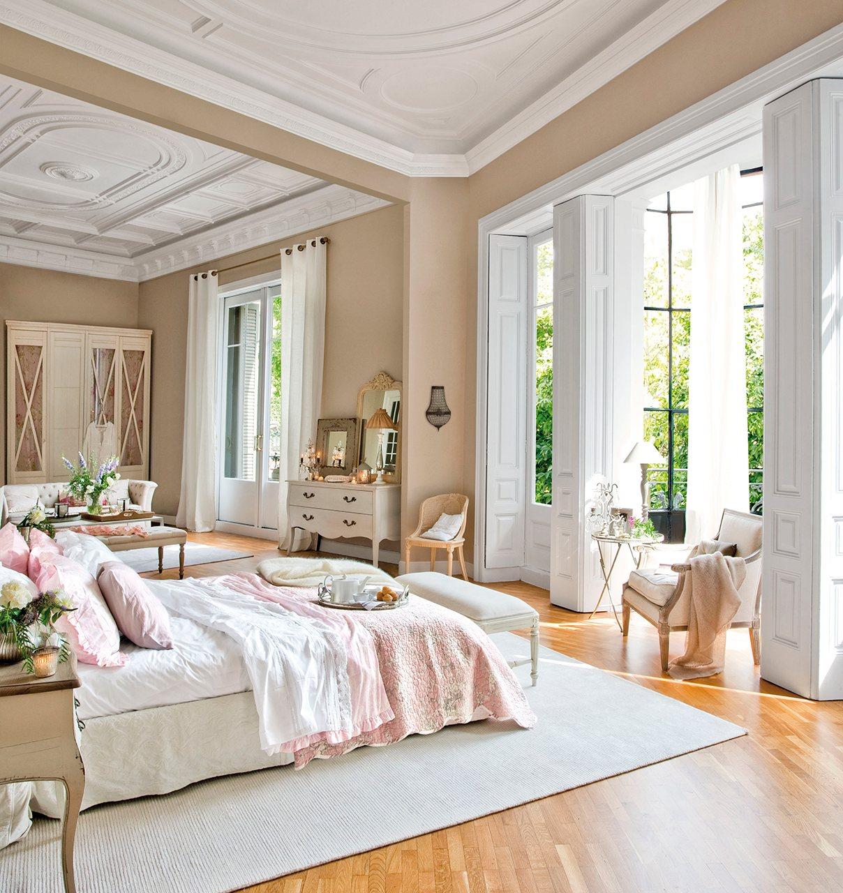 21 Charming & Comfortable Bedroom Interior Design on Comfortable Bedroom Ideas  id=53306