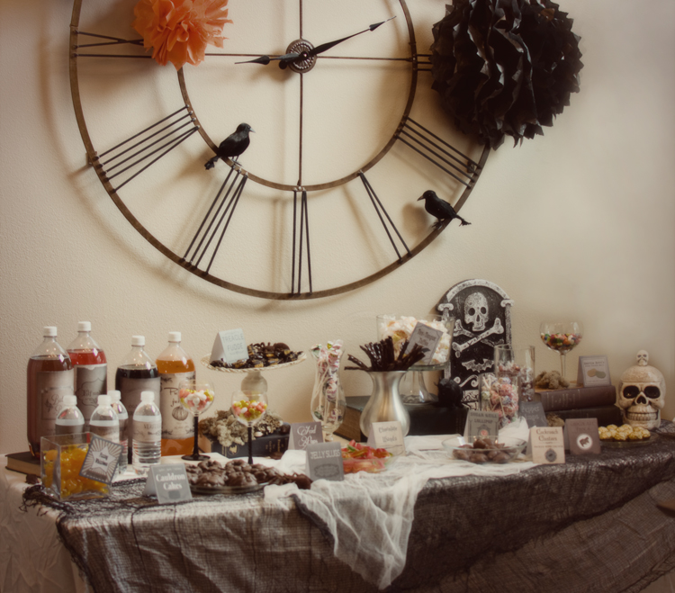 Harry Potter Halloween Decorations For Die Hard Fans