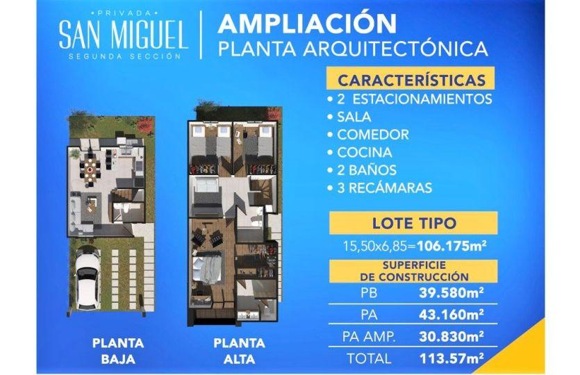 Privada San Miguel - Residenciales Selectos