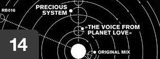 Precious System - The Voice from Planet Love