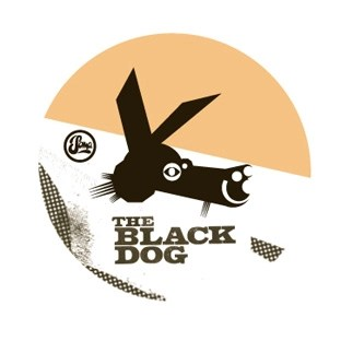 The Black Dog logo