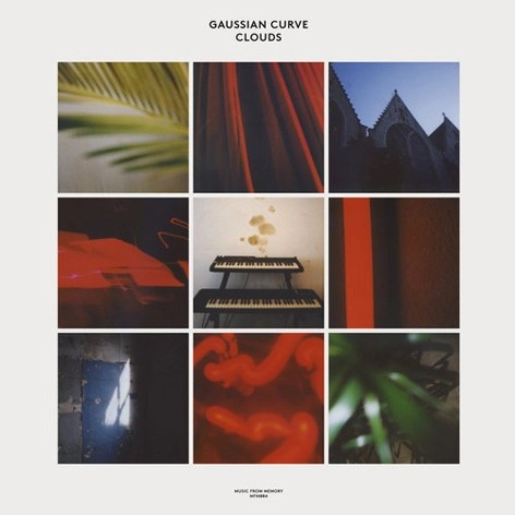 Gaussian Curve - Clouds