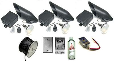 do it yourself outdoor landscape lighting kits diy com
