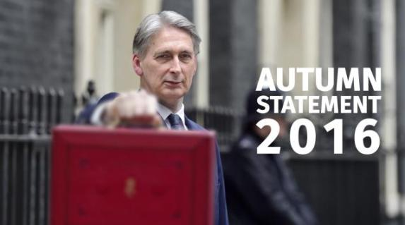 Autumn Statement 2016: No more lettings administration fees