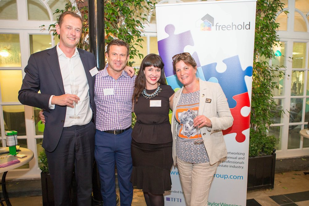 Hosting July's Freehold LGBT networking event
