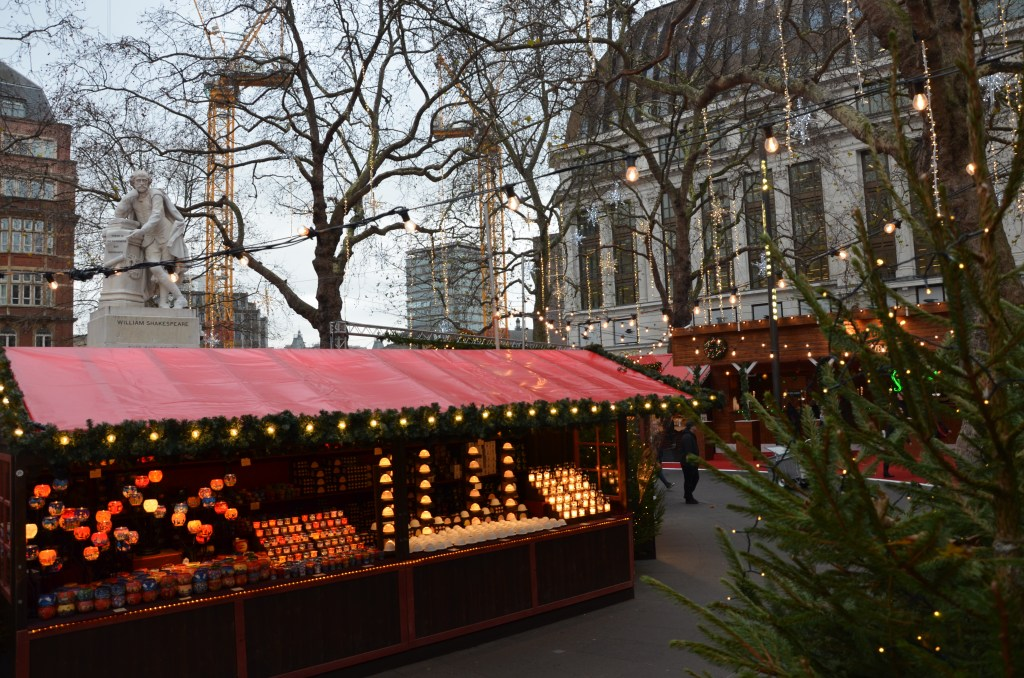 Our guide to London's best Christmas Markets