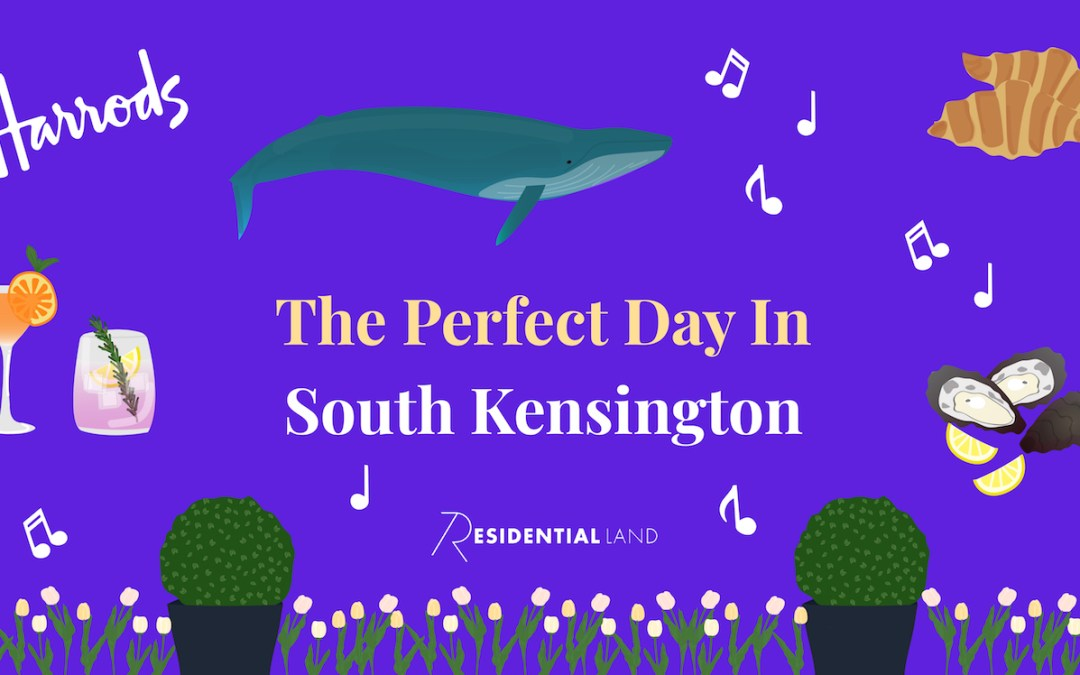 The Perfect Saturday in South Kensington