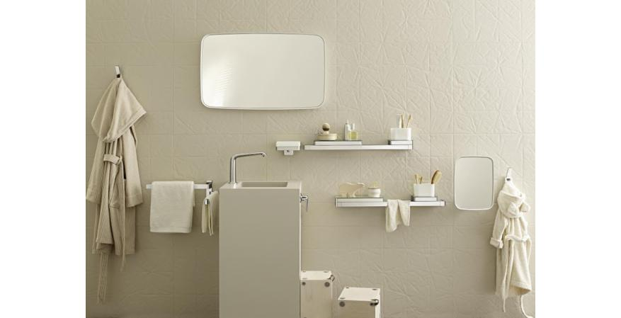 New Axor Faucet Collection Brings Chic Versatility To The