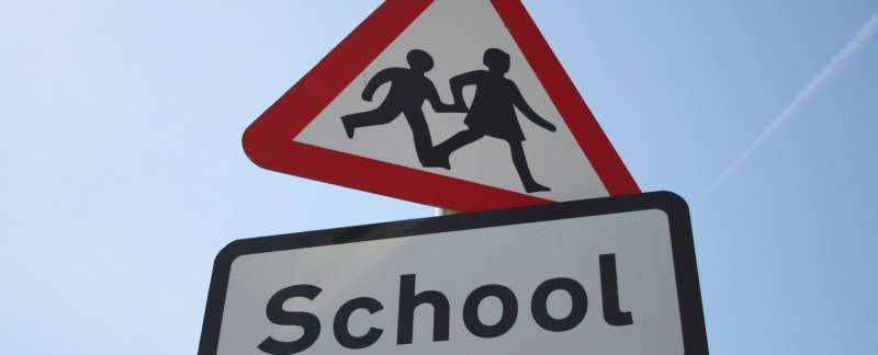 Feature: School Sign