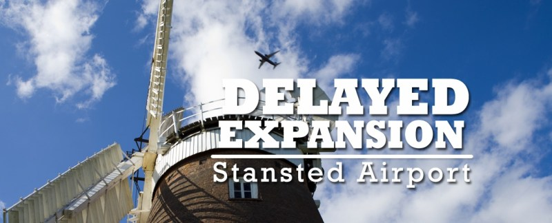 Stansted Airport expansion delayed to review more evidence including new UK Carbon Net Zero 2050 legislation