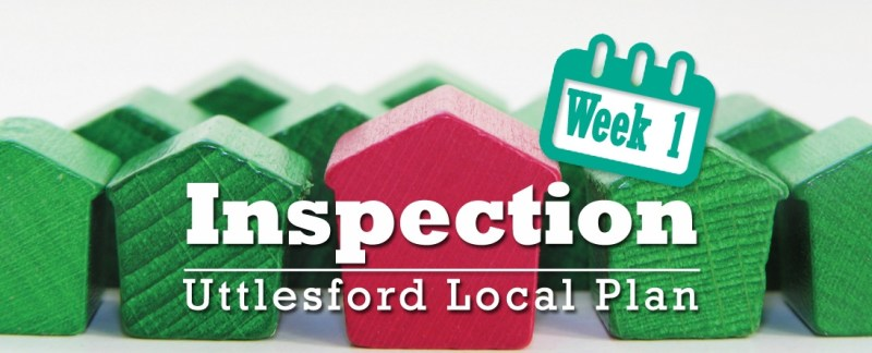 First week of Uttlesford Local Plan hearings focus on new homes and jobs