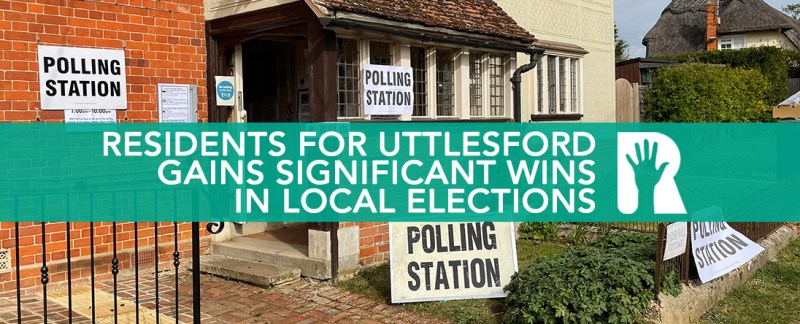 R4U gains ground at Essex County Council and solidifies other council positions in Uttlesford