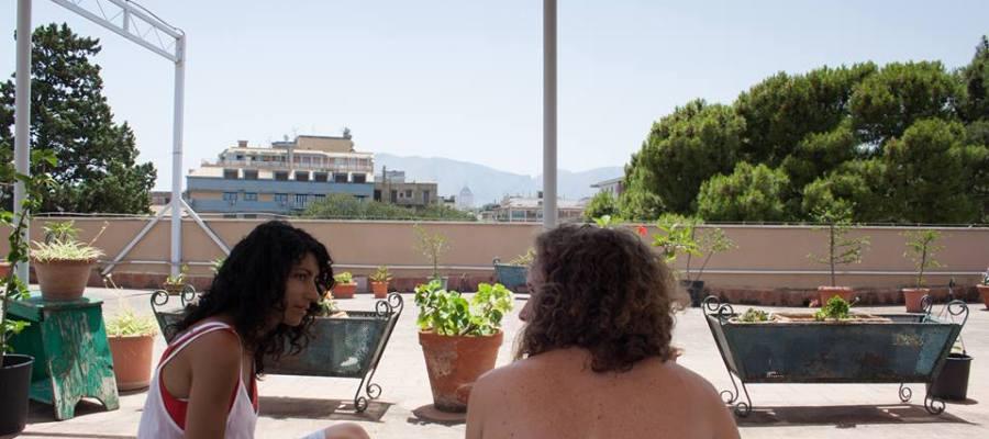 Terrazza - Residenza Universitaria Palermo
