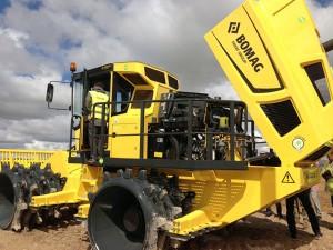 Nuevas compactadoras de Bomag