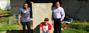 Proponen el papel reciclado como material de construcción sostenible