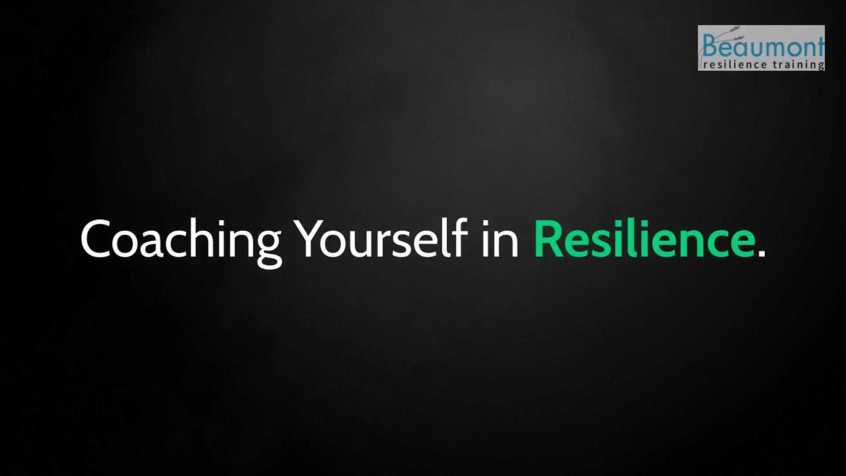 Resilience Coaching Course