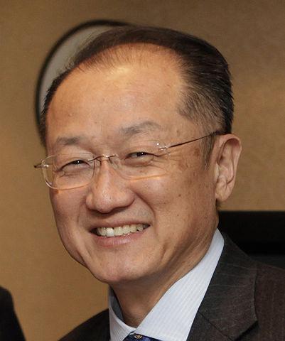 im Yong Kim (cropped) via Wikimedia Commons http://commons.wikimedia.org/wiki/File:Jim_Yong_Kim_%28cropped%29.jpg