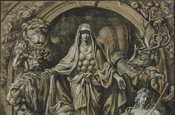 Image result for Faust descent to the mothers